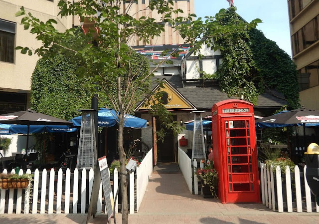 The Sherlock Holmes Pub em Edmonton