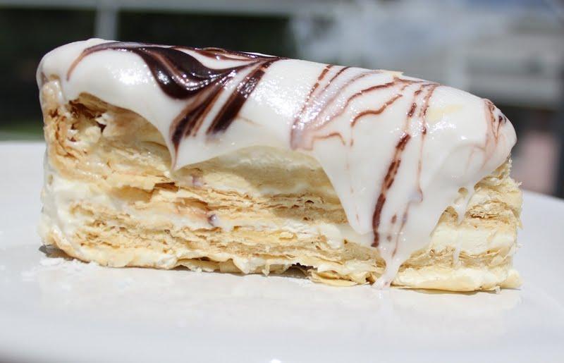 Napoleon Pastry Dessert