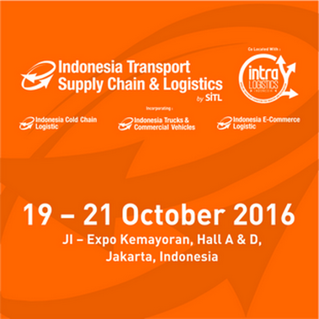 Indonesia Transport, Supply Chain and Logistics ITSCL 2016
