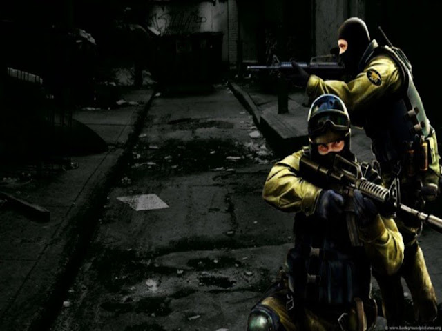 Counter Strike 1.6 - Half Life 1.6 Full Free