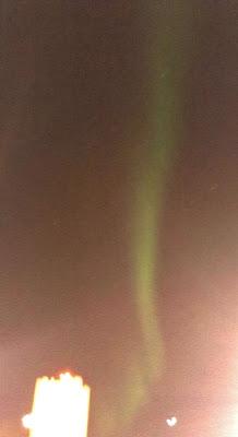 Northern Lights in Rekjavik