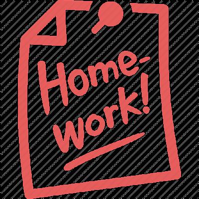 HOMEWORK - TEACHER, ACABEI A LESSON 59