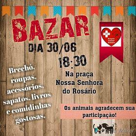 Em Delmiro Gouveia, Bazar beneficente será realizado em prol de animais
