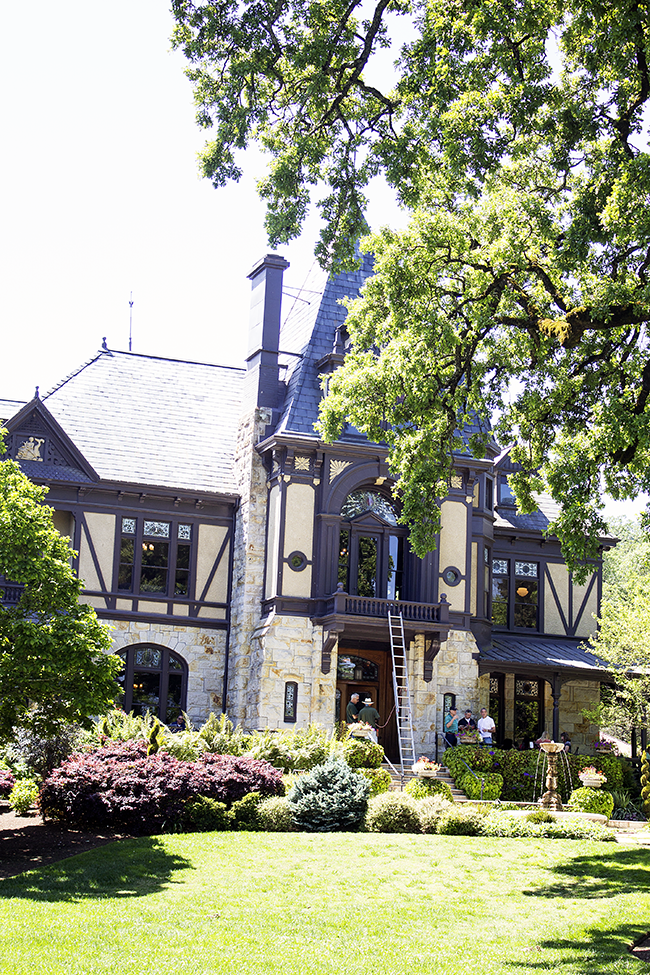 Rhine House at Beringer Winery in Napa Valley