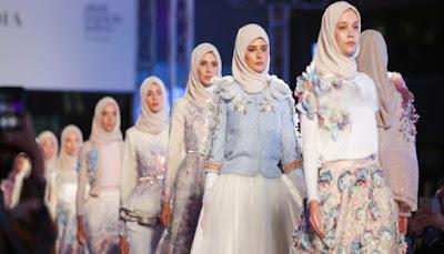 Saudi Arabia Hosts Its First-Ever Fashion Week - Image ~ Naijabang