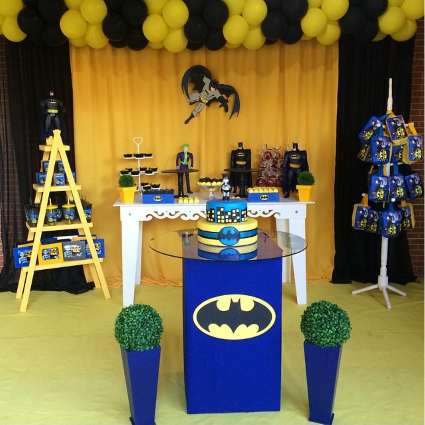 101 fiestas fiesta tem tica de batman for Decoracion para fotos