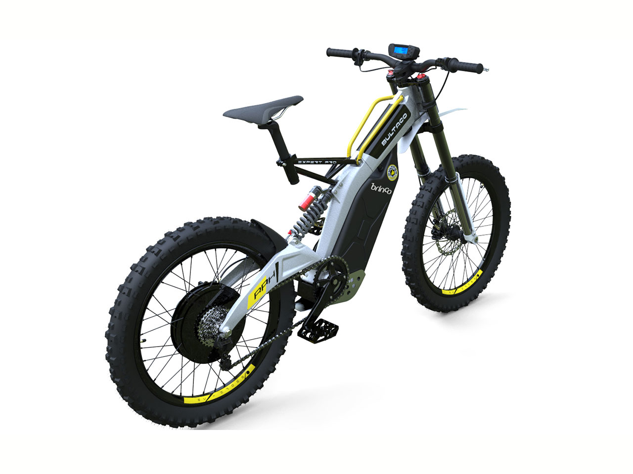 Bultaco Brinco Bicycle