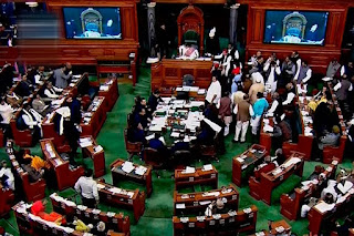 Lok Sabha passed 124th constitutional amendment bill