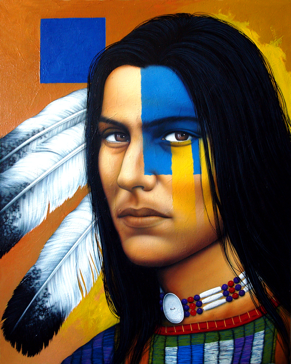 Victor Crisostomo. Современный южноамериканский художник 15