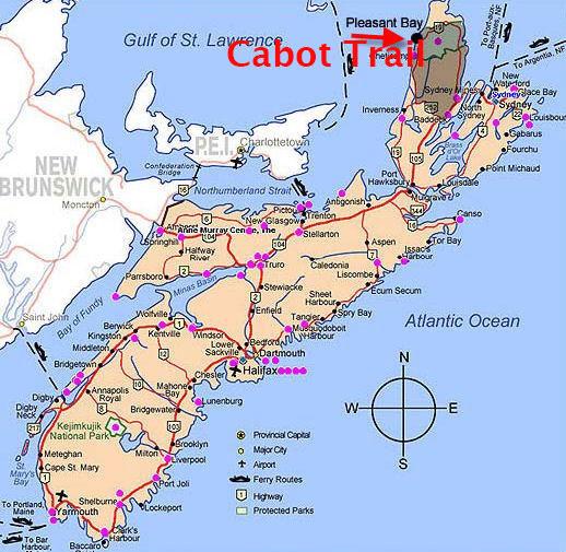 Is There A Bridge To Oak Island Nova Scotia