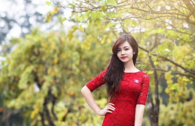 Hot Girl FPT Hà Nội Xinh Tươi Đón Noen 3