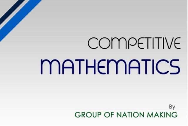 Free-Book: Competitive Mathematics by Akash Tripathi [PDF Download] - Exam Tyaari