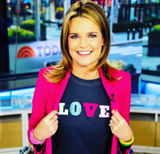 Savannah Guthrie Love Hoodie, Savannah Guthrie Love Sweatshirt, Savannah Guthrie Love T Shirts