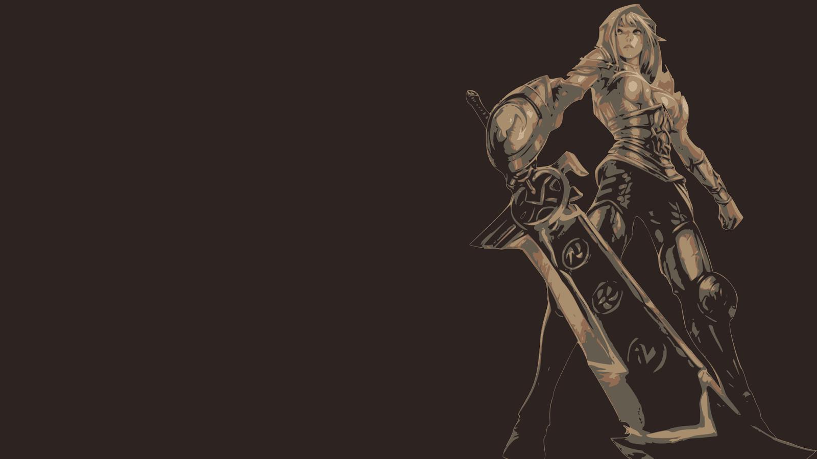 Riven league of legends wallpaper riven desktop wallpaper - League desktop backgrounds ...