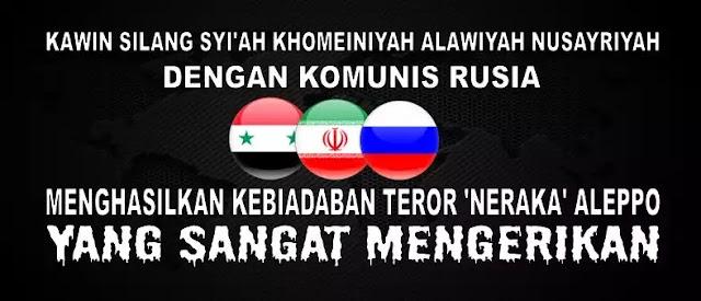 Syiah Dan Simpatisan PKI Bersatu Melecehkan Instansi TNI