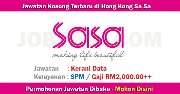Hong Kong Sa Sa