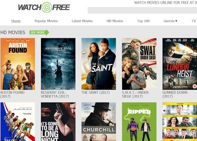 free movie streaming sites no sign up or registration 2017