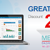 Great Sale 25% di Mega Bazar Zahir