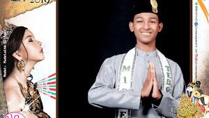 Pemuda Tebo Wakili Jambi Pada Pesona Batik Nusantara 2019 di Jakarta