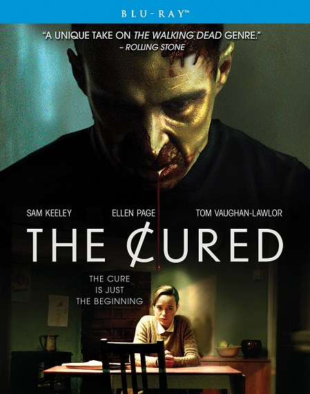 The Cured (2017) m1080p BDRip 7.2GB mkv Dual Audio DTS 5.1 ch