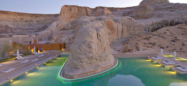 Amangiri Canyon Point