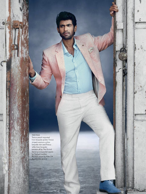 Rana Daggubati New Pictures