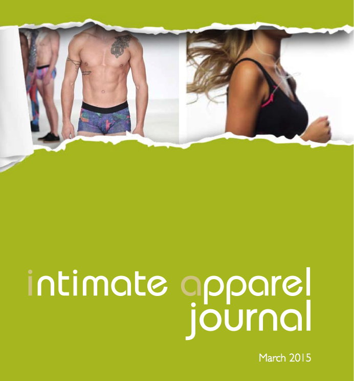 Intimate Apparel Journal