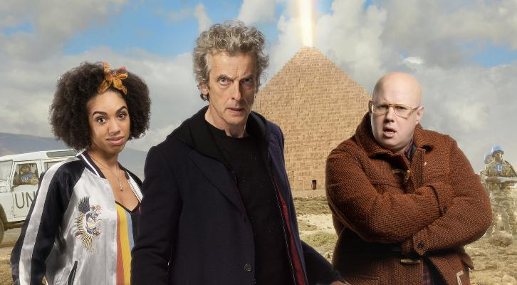 Doctor Who - Episode 10.07 - The Pyramid at the End of the World - Promo, Promotional Photos & Press Release