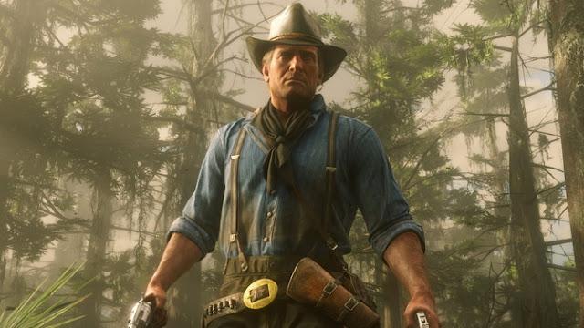 حسب أحد المتاجر لعبة Red Dead Redemption 2 قادمة على جهاز PC وهذه فترة إصدارها !