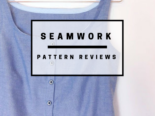 Seamwork Magazine pattern reviews: Adelaide and Astoria