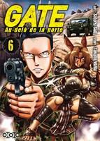 Critique Manga, Gate - Au-delà de la Porte, Manga, Ototo, Seinen,