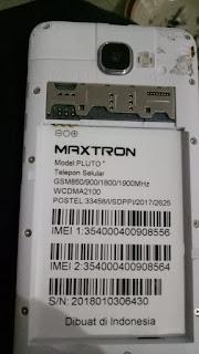 Firmware Maxtron Pluto Bintang