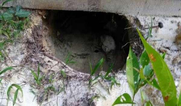 Kubur Isteri Tuai Rumah Diceroboh Di Ulu Nunuk