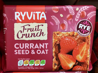 Ryvita Fruit Crunch - Currant Seed & Oat