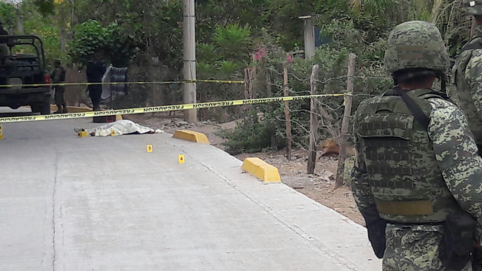 Culiacán y Mazatlán, Estrategia federal de seguridad fallida