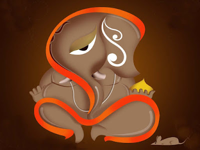 Ganesha-Chaturthi-beautiful-hdwallpaper