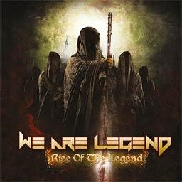 """Το βίντεο των We Are Legend για το τραγούδι """"This Holy Dark"""" από τον δίσκο """"Rise of the Legend"""""""