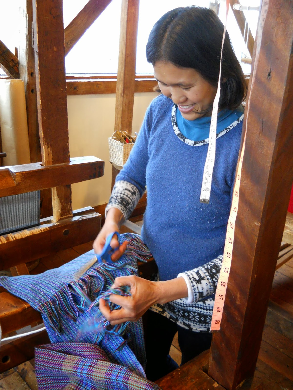 Marshfield School Of Weaving Thanks To All Of Our