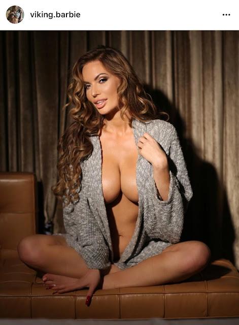 Kayleigh Swenson lingerie