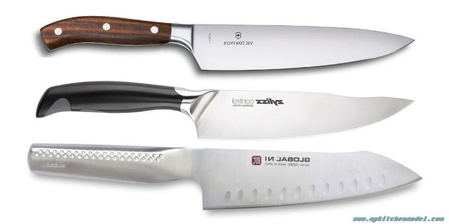 Top Kitchen Knife Brands