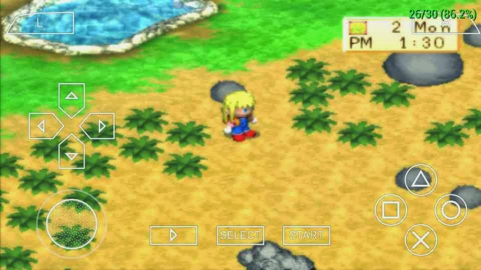 Kode cheat harvest moon boy and girl ppsspp