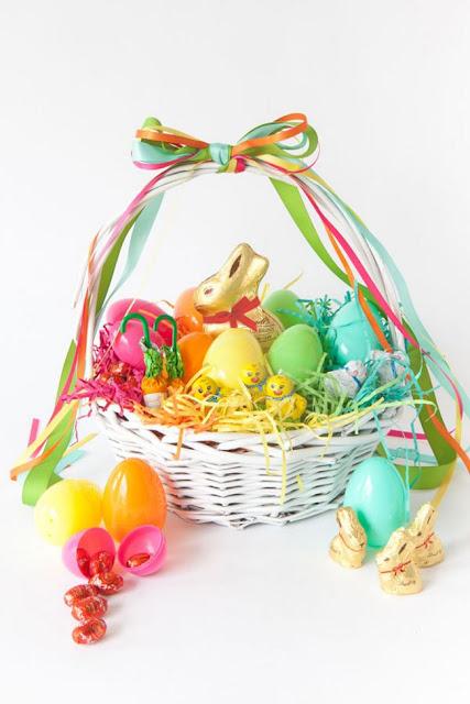 Easter basket ideas | Top best basket ideas of Easter 2017