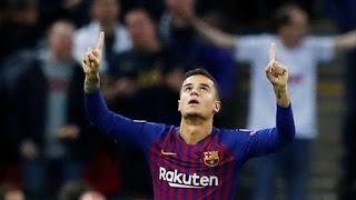 اهداف وملخص مباراة برشلونة وايبار اليوم 13/1/2019 الدوري الإسباني Barcelona vs Eibar live