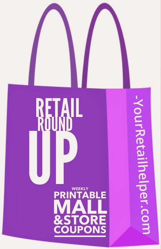 In Store Printable Coupons: Aeropostale, Children's Place, Goody's, Michael's and More | Your Retail Helper