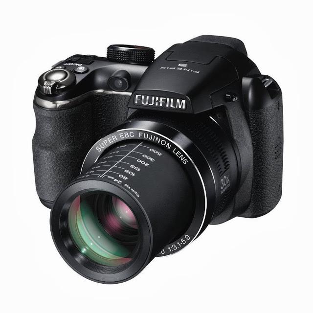 kamera prosumer fuji
