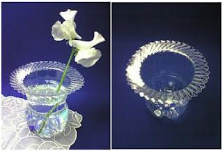 Kreasi Kerajinan Tangan Membuat Pot Bunga Dari Botol Minuman Bekas