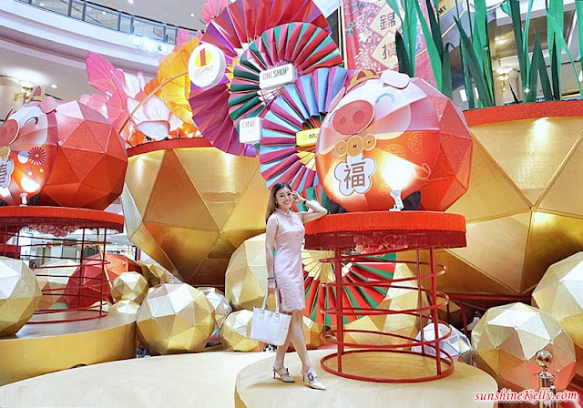 1 Utama, Splendiferous New Year, CNY 2019, Contemporary Garden Decorations, Malaysia Shopping Mall Decoration, Chinese New Year Shopping Mall Decoration, Malaysia Shopping Mall, lifestyle, shopping mall