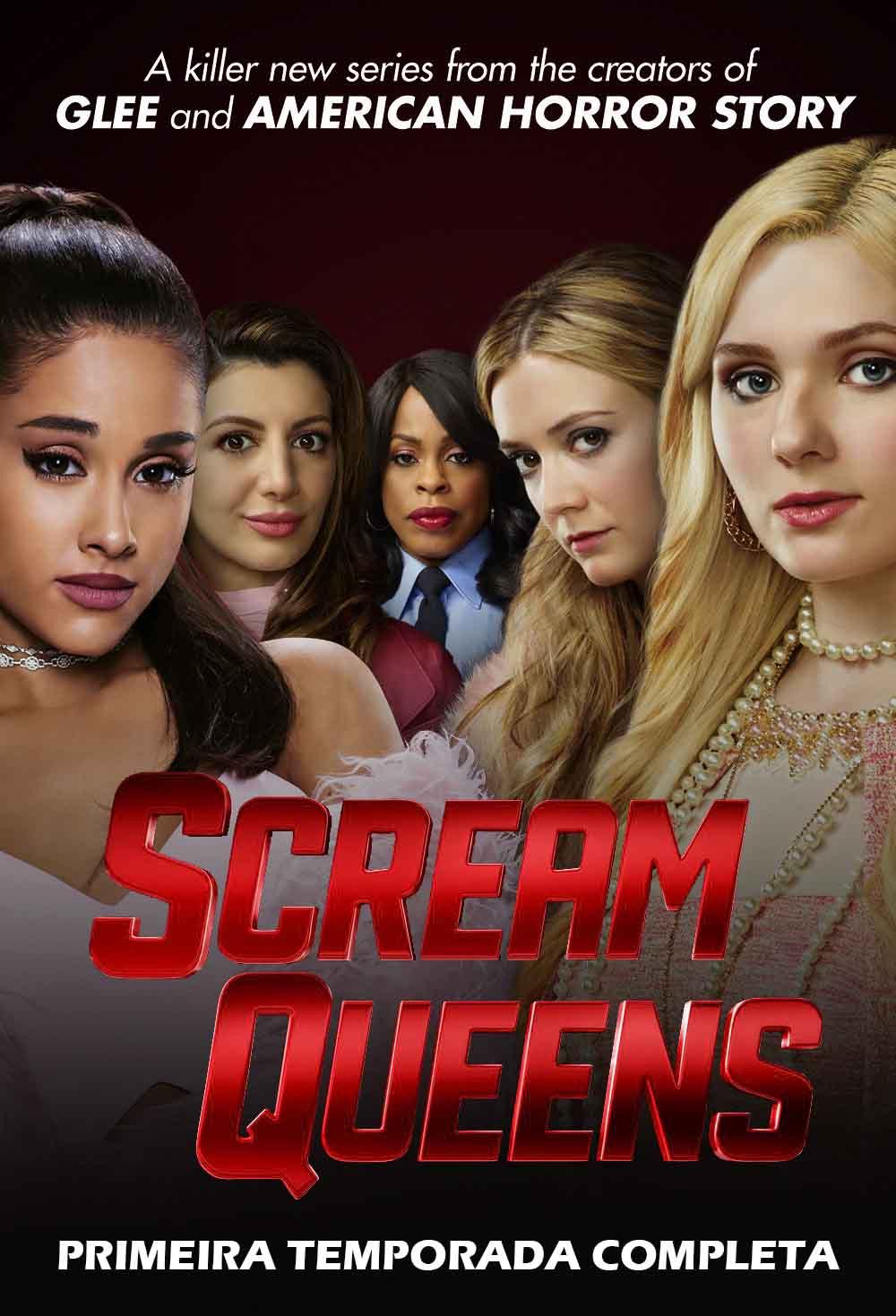 Scream Queens 1ª Temporada Torrent - HDTV 720p Legendado (2015)