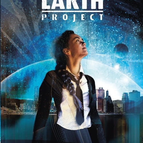 New Earth Project de David Moitet