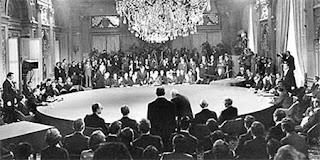 erjanjian Perdamaian Pasca-Perang Dunia II (dan akhir perang dunia II dan akibat perang dunia II)